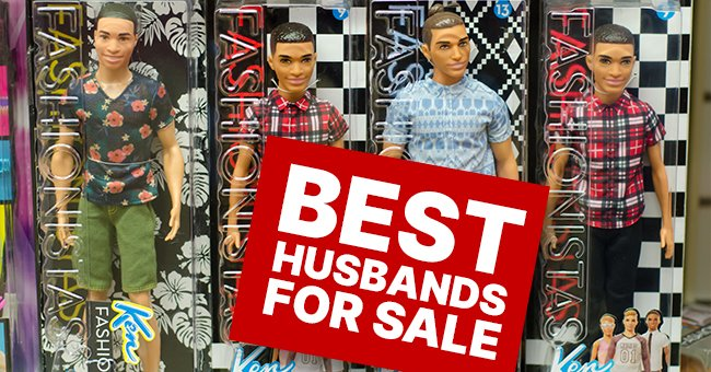 A brand new store opened in New York, claiming to sell Husbands.   Photo: Shutterstock