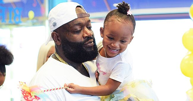 Rapper Rick Ross and Briana Camille Throw Daughter Hermes' Sesame Street-Themed 2nd Birthday Bash