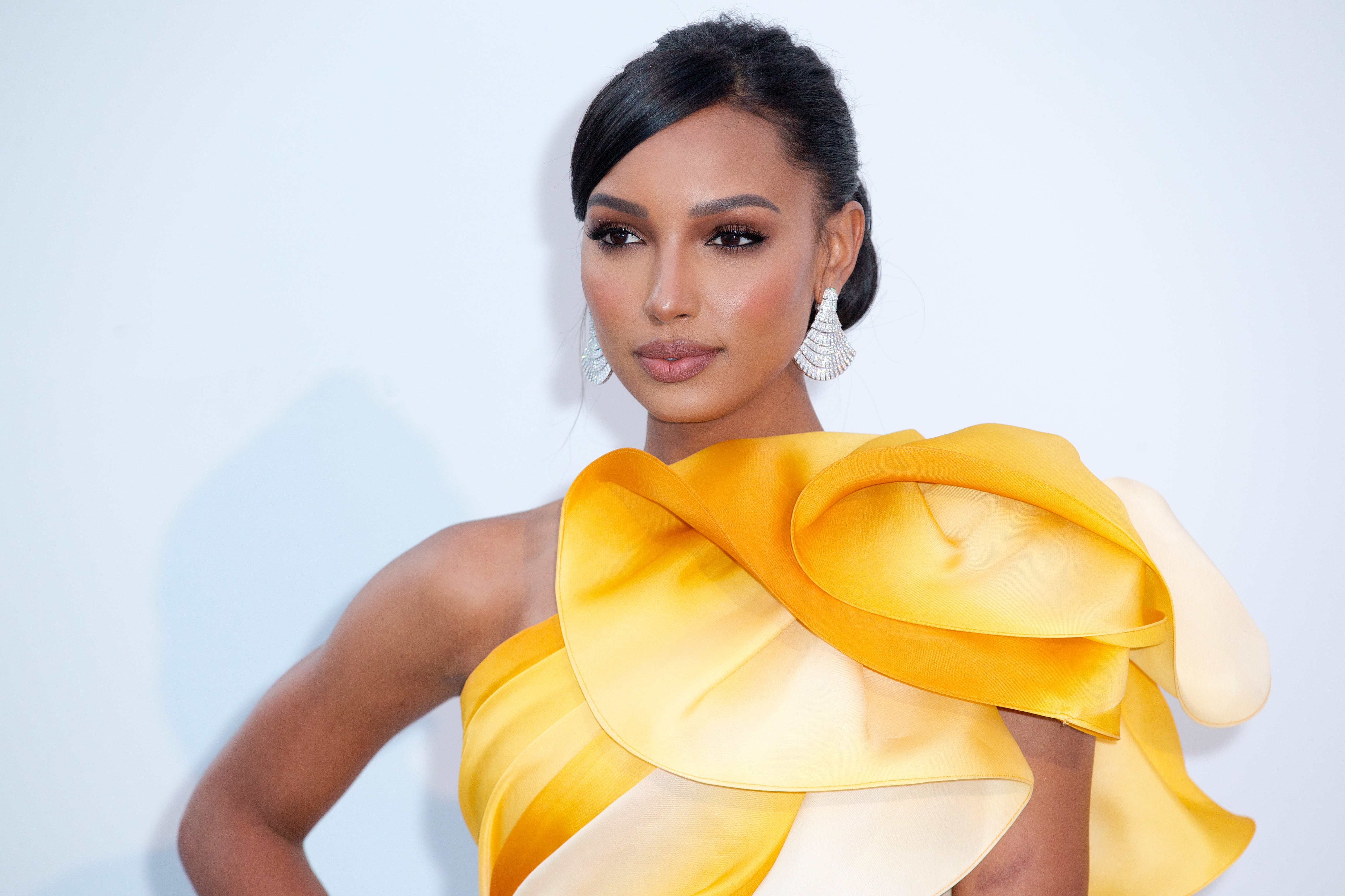 Jasmine Tookes attends the amfAR Cannes Gala 2019 at Hotel du Cap-Eden-Roc on May 23, 2019 in Cap d'Antibes, France   Photo: Shutterstock