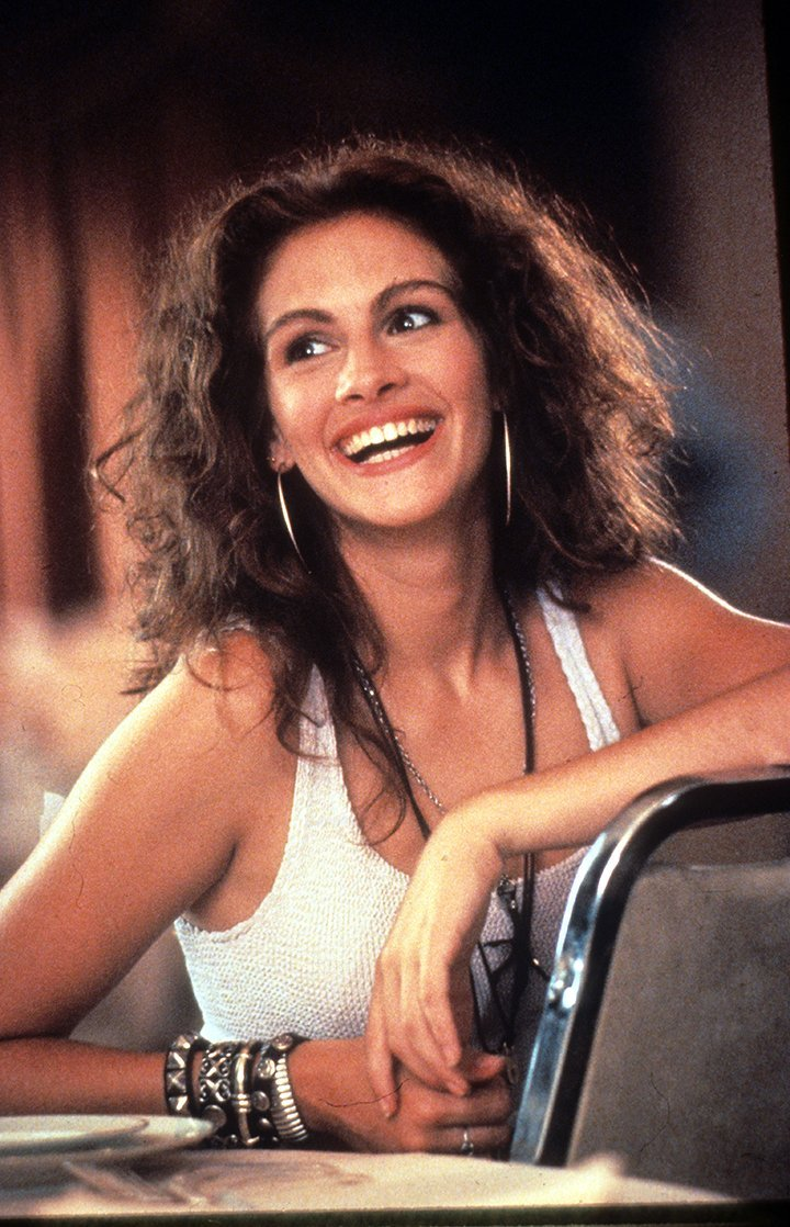 "Julia Roberts in ""Pretty Woman."" I Image: Getty Images."