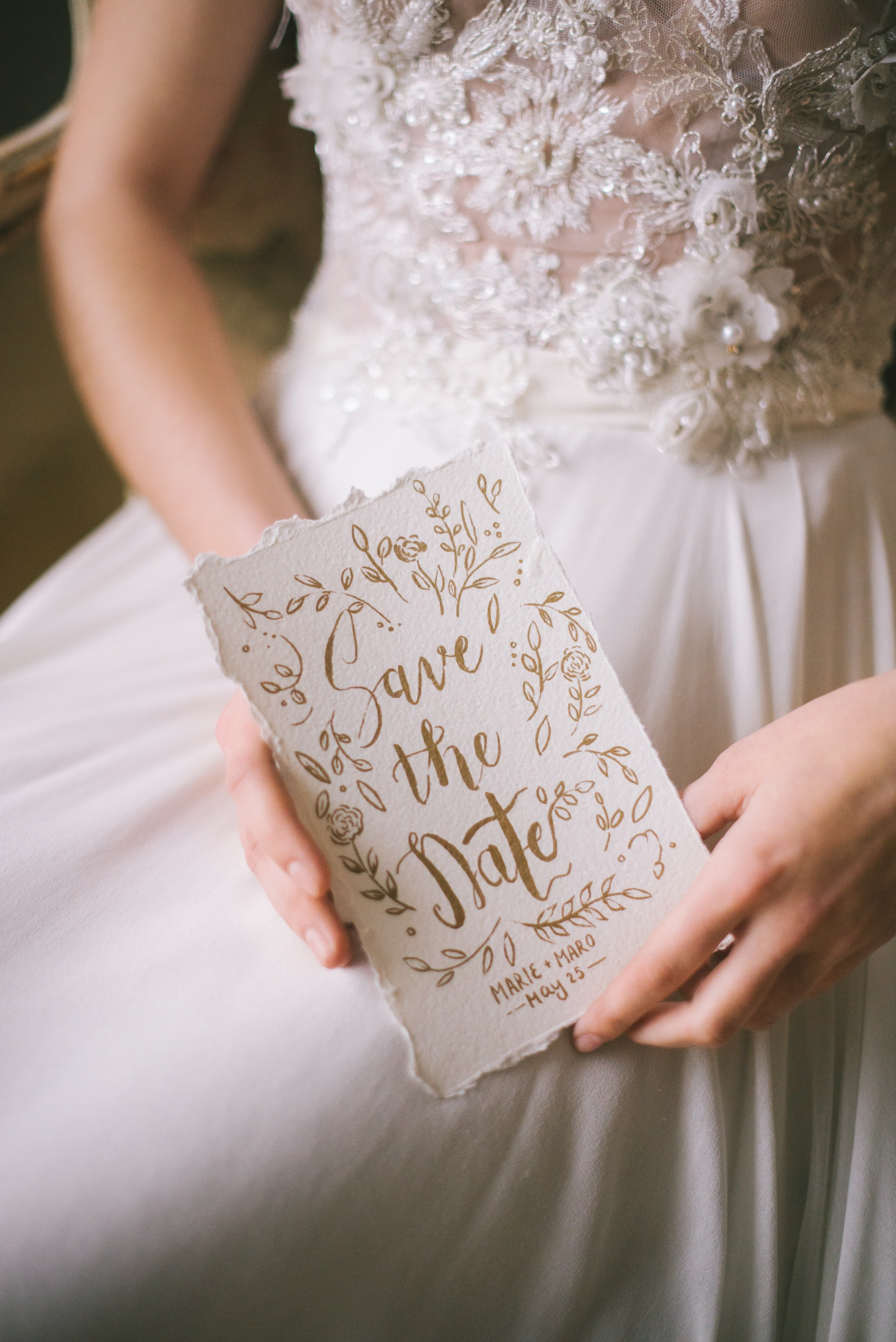 Invitation au mariage. | Photo : Pexels