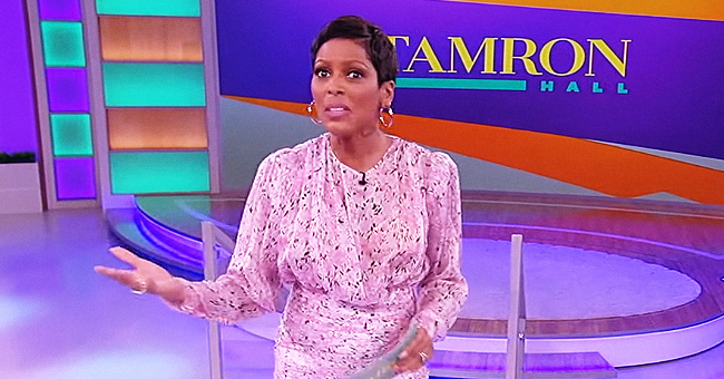 Tamron Hall Talks about Surrogacy as She Reveals Wish to Have Second Child on Her Talk Show