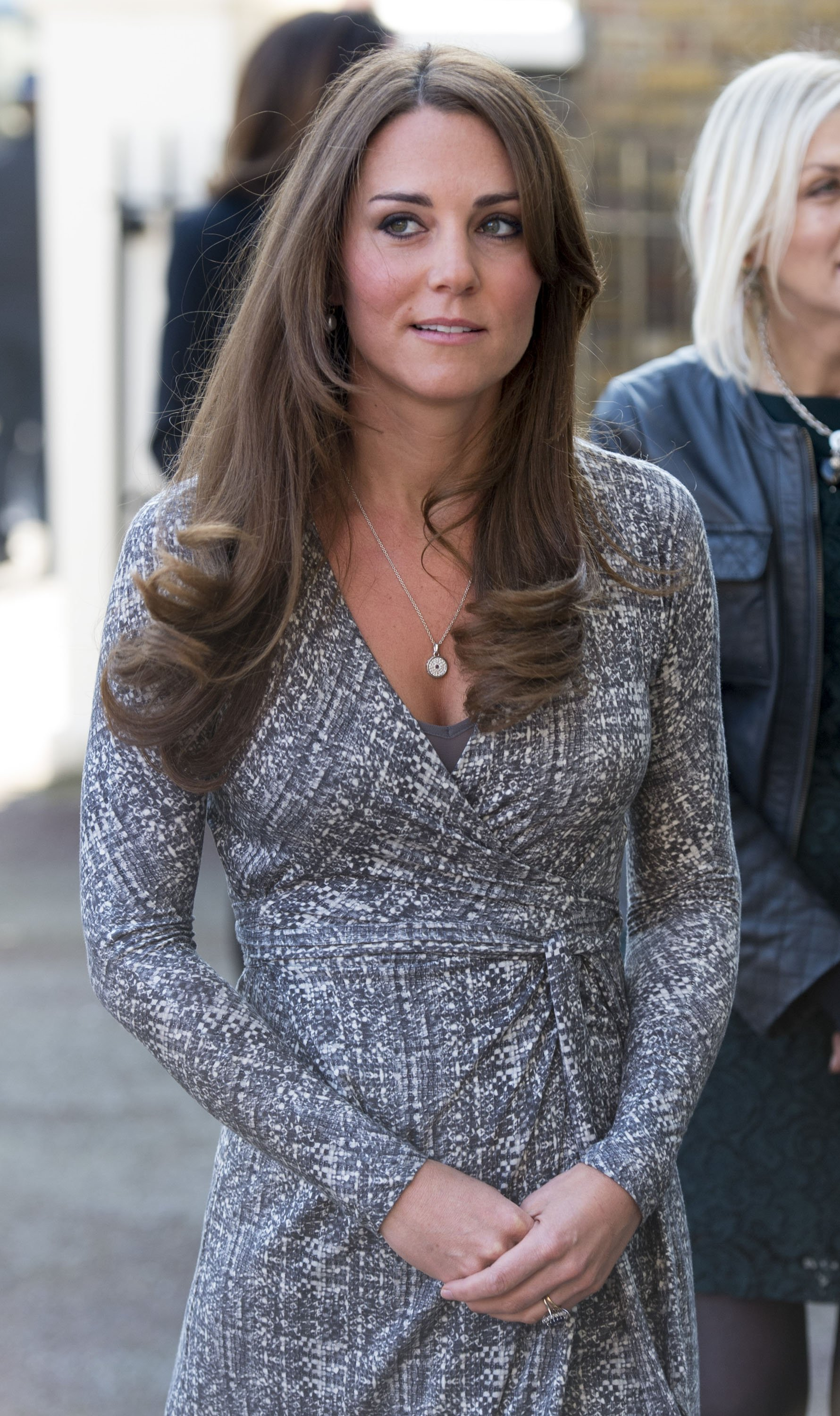 Kate Middleton on February 19, 2013 in London, England | Photo: Getty Images
