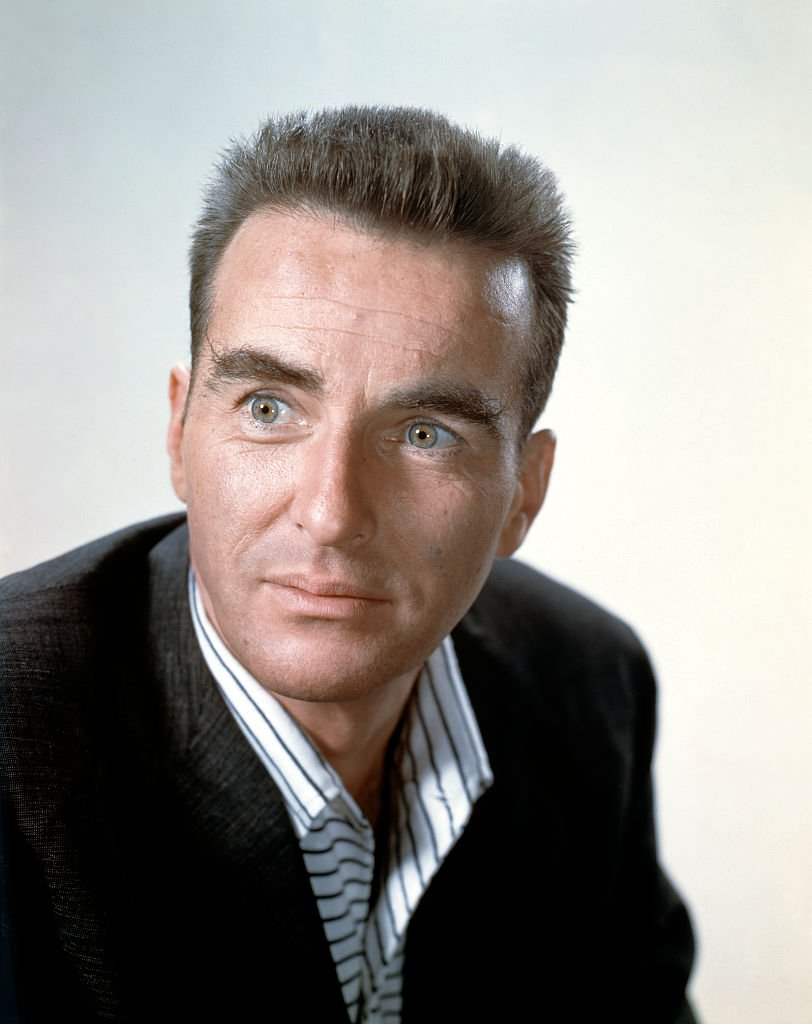 A portrait of Montgomery Clift after his accident on 01 January, 1958   Photo: Getty Images
