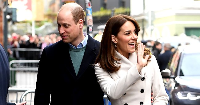 See the Cute Cakes Prince William, Kate Middleton and Their Kids Baked for Home Care Residents