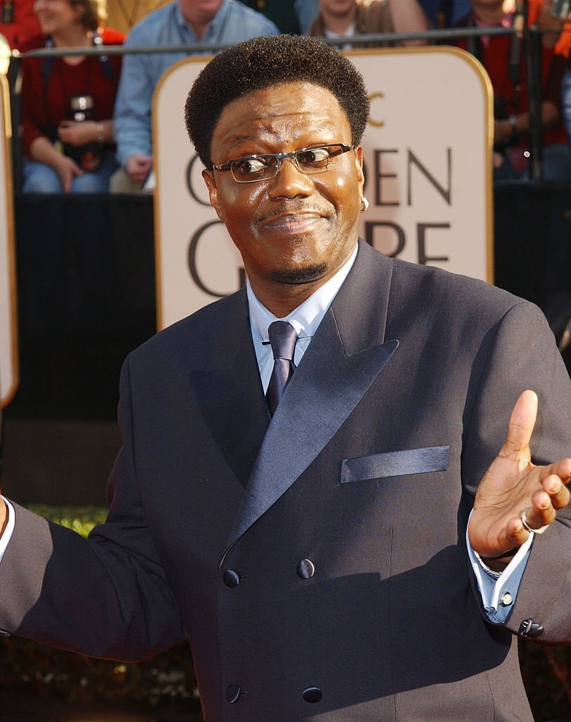 Actor Bernie Mac attends the 60th Annual Golden Globe Awards at the Beverly Hilton Hotel | Photo: Getty Images