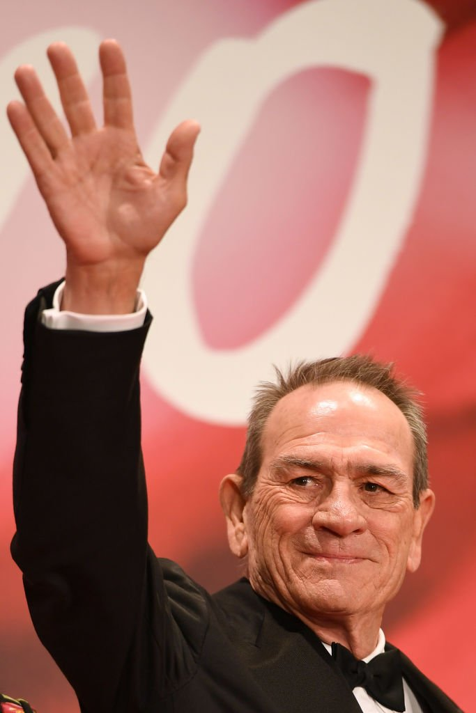 Tommy Lee Jones attends the red carpet of the 30th Tokyo International Film Festival | Photo: Getty Images