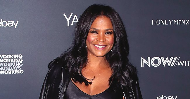 Nia Long of 'Soul Food' Fame Posts Selfie With Her Eldest Son Massai, Showing Their Striking Resemblance