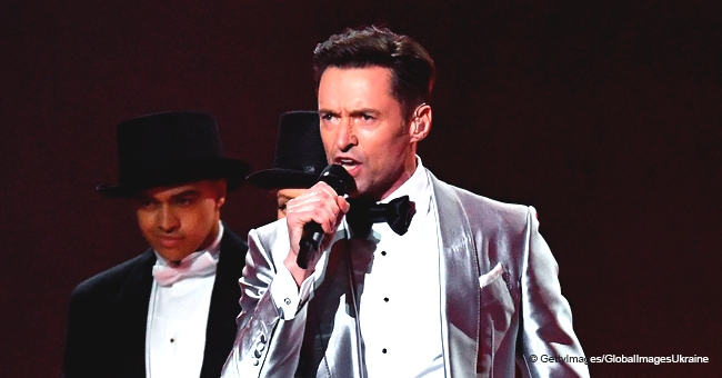 50-Year-Old Hugh Jackman Truly Rocked the Stage with a Wonderful Greatest Showman Rendition