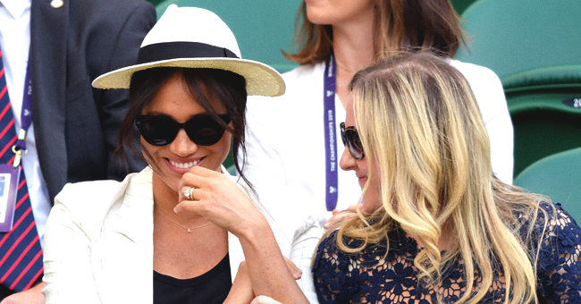 Meghan Markle Sparks Rumors on Archie Godparents' Identity after Bringing Friends to Wimbledon