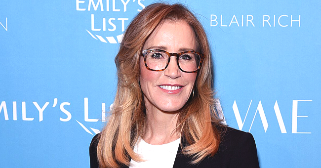 TMZ: Felicity Huffman of 'Desperate Housewives' to Serve 13 of 14-Day Prison Sentence Amid College Admissions Scandal
