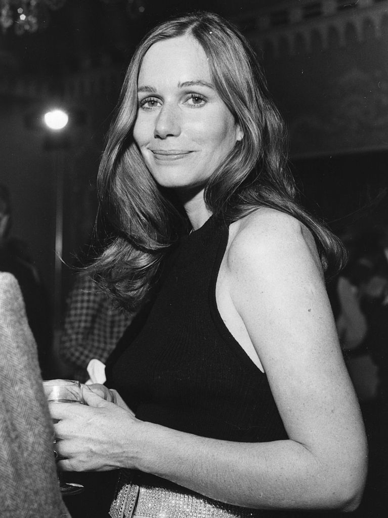 Sally Kellerman attending a reception at the Dorchester Hotel in London. | Getty Images