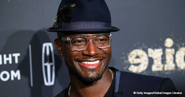 Taye Diggs melts hearts with rare pic of curly-haired biracial son flashing a contagious smile