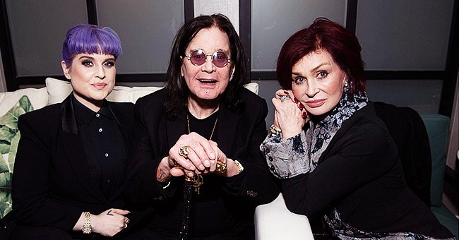 Ozzy Osbourne Joins Wife Sharon on 'the Talk' and Shares Health Update