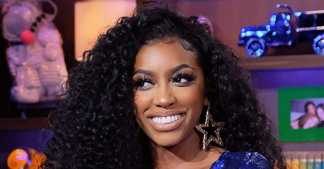 Fans Call Porsha Williams' Daughter Pilar Smart as She Talks While Mom Washes Her Hair (Video)