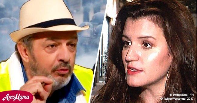 Philippe Pascot a perdu son sang-froid en direct: il fait une comparaison offensive de Marlene Schiappa