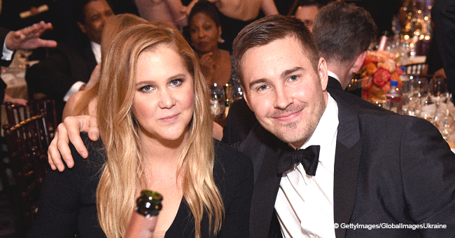 Amy Schumer's Ex Ben Hanisch Breaks Silence over Her New Baby with Husband Chris Fischer