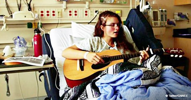 Story of teen who sang during brain surgery to save her musical abilities still melts hearts