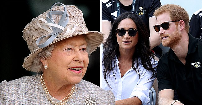 The Queen Reportedly Refuses to Dwell on Harry and Meghan's Royal Exit to Avoid Further Damage to the Monarchy