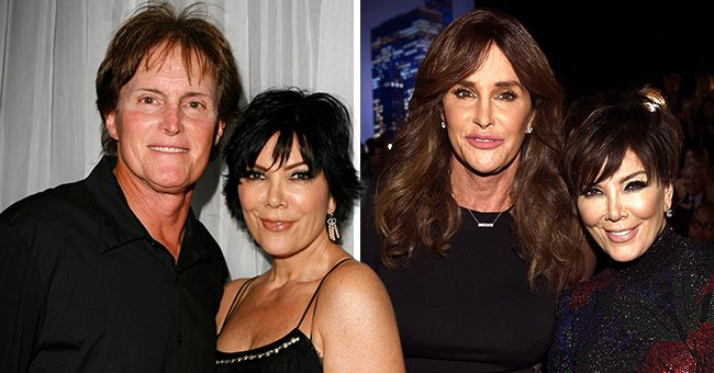 Caitlyn Jenner Gushes over Ex-wife Kris Jenner as She Remembers How They First Met