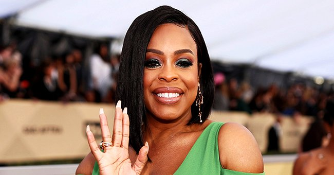 'Claws' Star Niecy Nash Talks about Finding Peace as She Shares Sweet Selfie with Wife Jessica