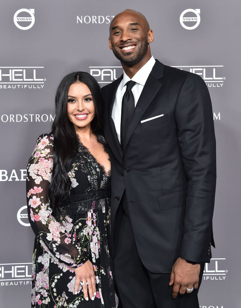Kobe Bryant and Vanessa Laine Bryant attend the 2018 Baby2Baby Gala Presented by Paul Mitchell at 3LABS | Photo: Getty Images