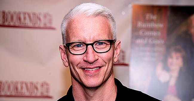 Anderson Cooper Reportedly Gushes over WWHL Host Andy Cohen's Baby Boy Benjamin and Calls Him the Greatest Kid
