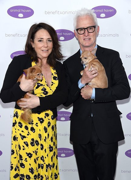 Talia Balsam and John Slattery attended the Animal Haven Gala 2019 at Tribeca 360 on May 22, 2019 in New York City | Photo: Getty Images