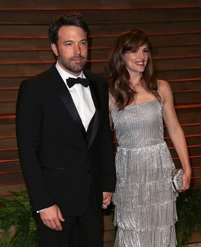 Ben Affleck and Jennifer Garner on March 2, 2014 in West Hollywood, California | Photo: Getty Images