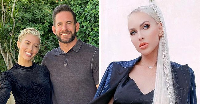 Tarek El Moussa Slams Heather Rae Young's 'Selling Sunset' Co-star — Here's What Happened