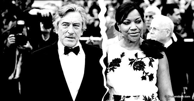 Page Six: Robert De Niro gezwungen, Scheidung dank Ehefrau in Öffentlichkeit zu tragen