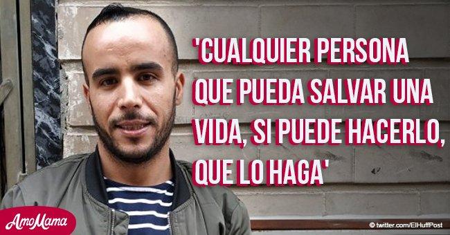 """El """"Hombre Araña"""" de Zaragoza trepó un edificio para salvar a mujer siendo atacada"""