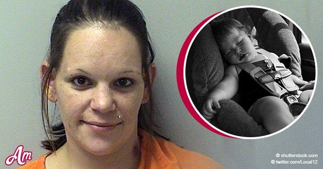 Niñera devuelve bebé muerto de 2 meses a sus padres, diciéndole a mamá que está dormido
