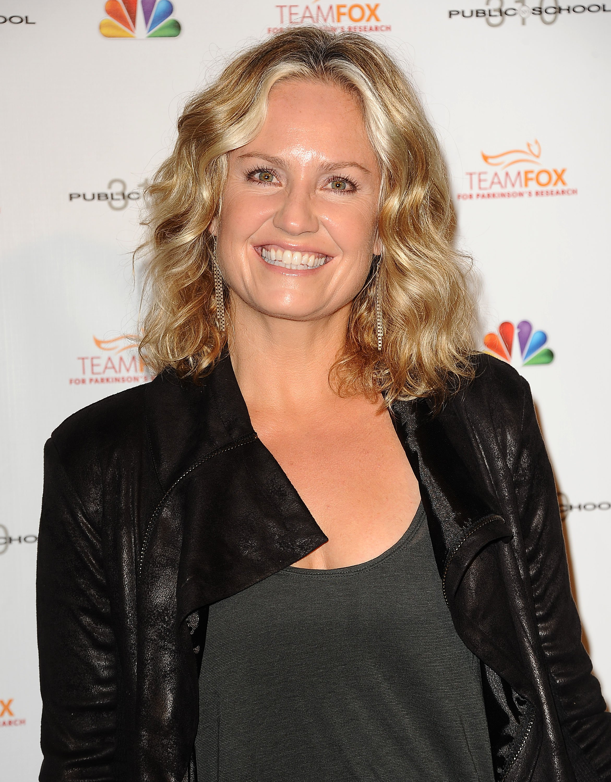 Sherry Stringfield at Raising The Bar To End Parkinson's on December 5, 2012 in Culver City, California. | Source: Getty Images