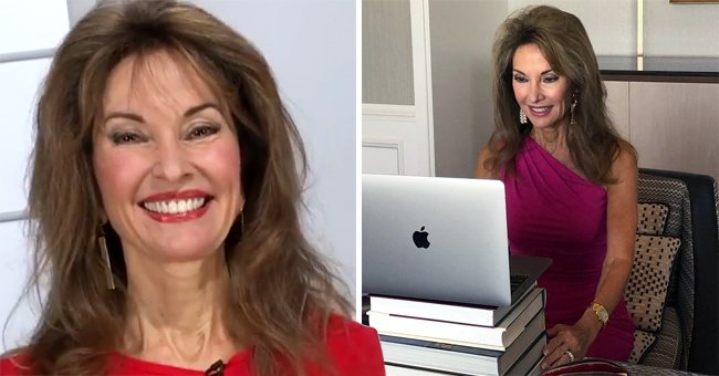 Susan Lucci Looks Youthful at 74 in a New Photo Wearing a Tight Hot Pink Dress