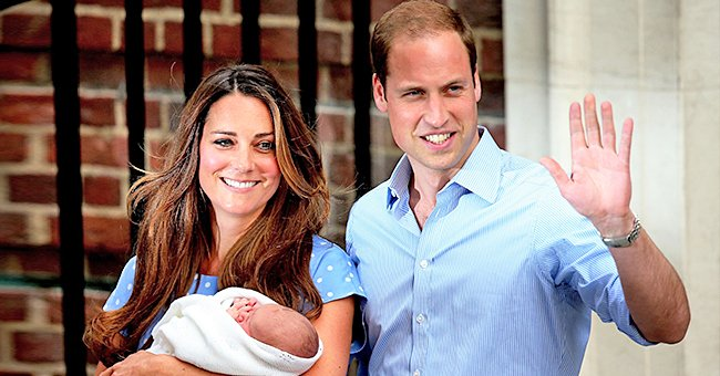 Kate Middleton Talks about Mixed Emotions She Felt When Introducing Prince George to the Public for the 1st Time
