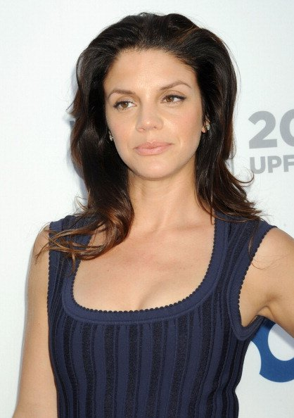 Vanessa Ferlito at the USA Network 2013 Upfront event on May 16, 2013 | Photo: Getty Images