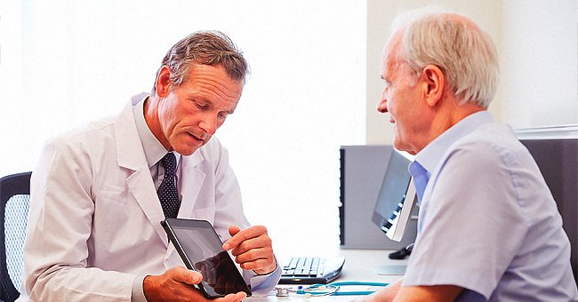 Daily Joke: An 80-Year-Old Man Goes to the Doctor for a Checkup