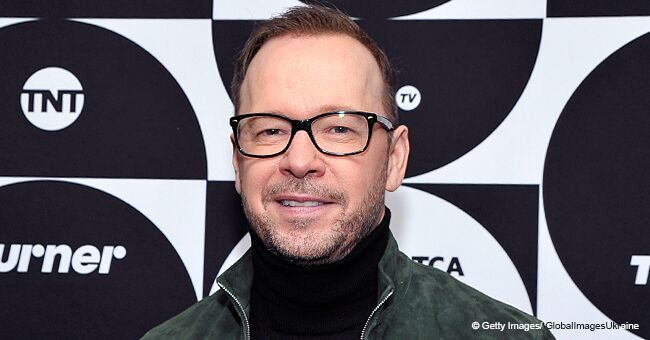 Donnie Wahlberg Shares Candid Tribute to Wife Jenny McCarthy in a Touching Photo with Her