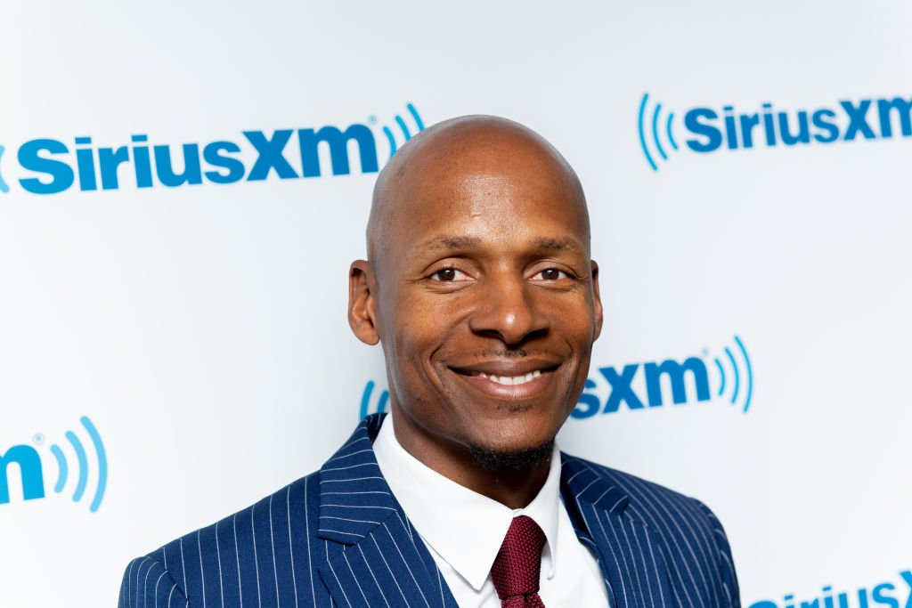 Former NBA star Ray Allen during a 2019 trip to the SiriusXM Studios in New York City. | Photo: Getty Images
