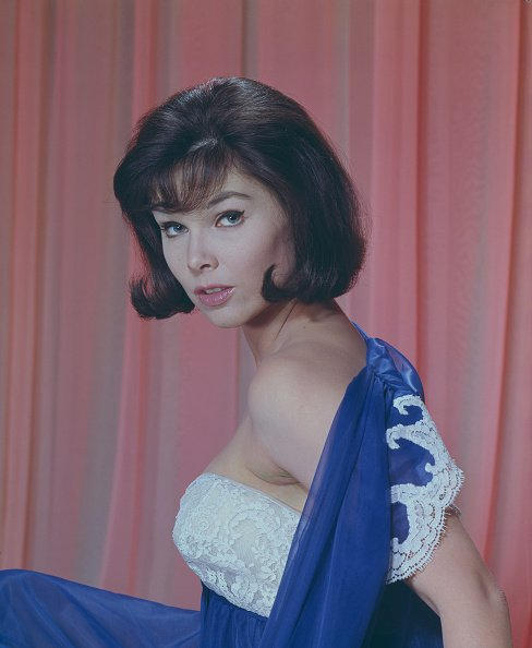 Yvonne Craig pictured in 1966. | Photo: Getty Images