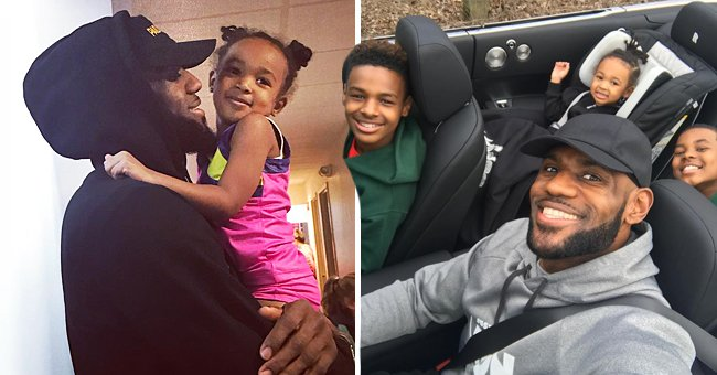 NBA Legend LeBron James Has 2 Look-Alike Sons and a Beautiful Daughter — inside His Fatherhood