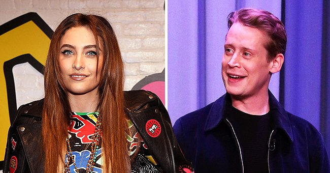 See How Paris Jackson Congratulated 'Home Alone' Star and Godfather Macaulay Culkin on His 40th B-Day