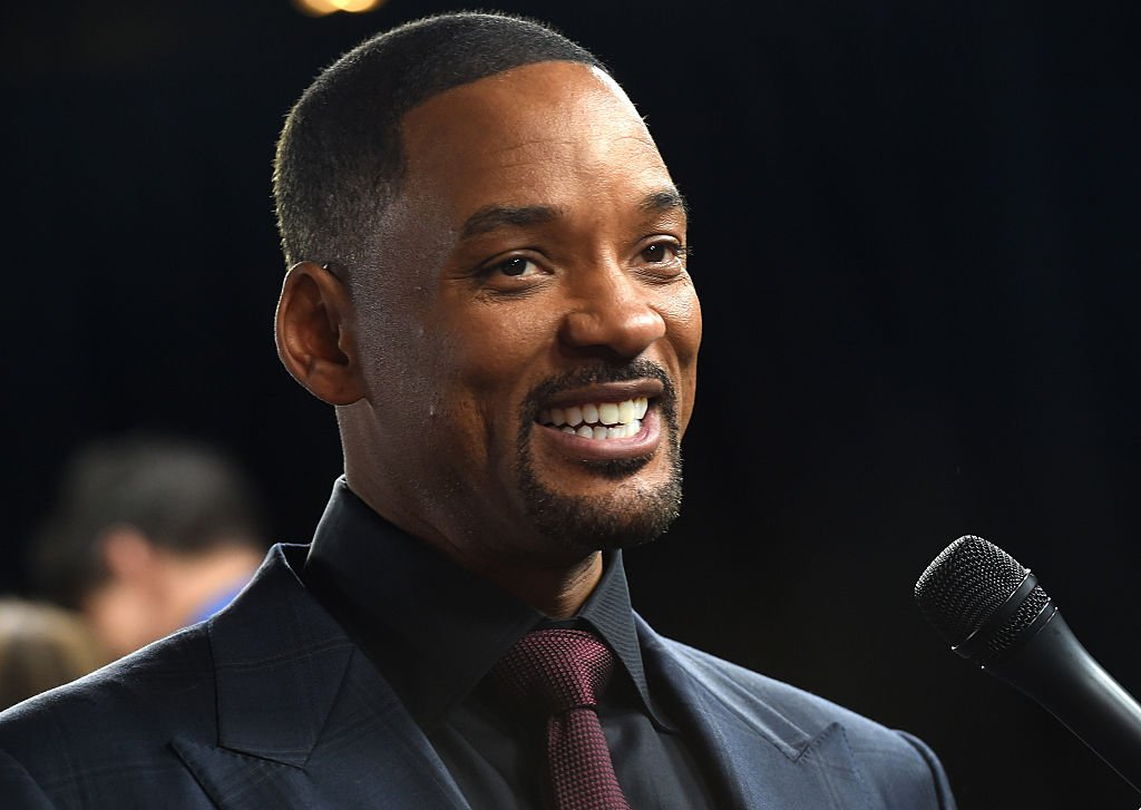 """Actor Will Smith attends the Centerpiece Gala Premiere of Columbia Pictures' """"Concussion"""" during AFI FEST 2015 presented by Audi at TCL Chinese Theatre 