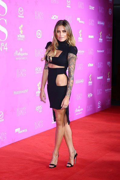 Sophia Thomalla, InTouch Awards, Düsseldorf, 2016 | Quelle: Getty Images