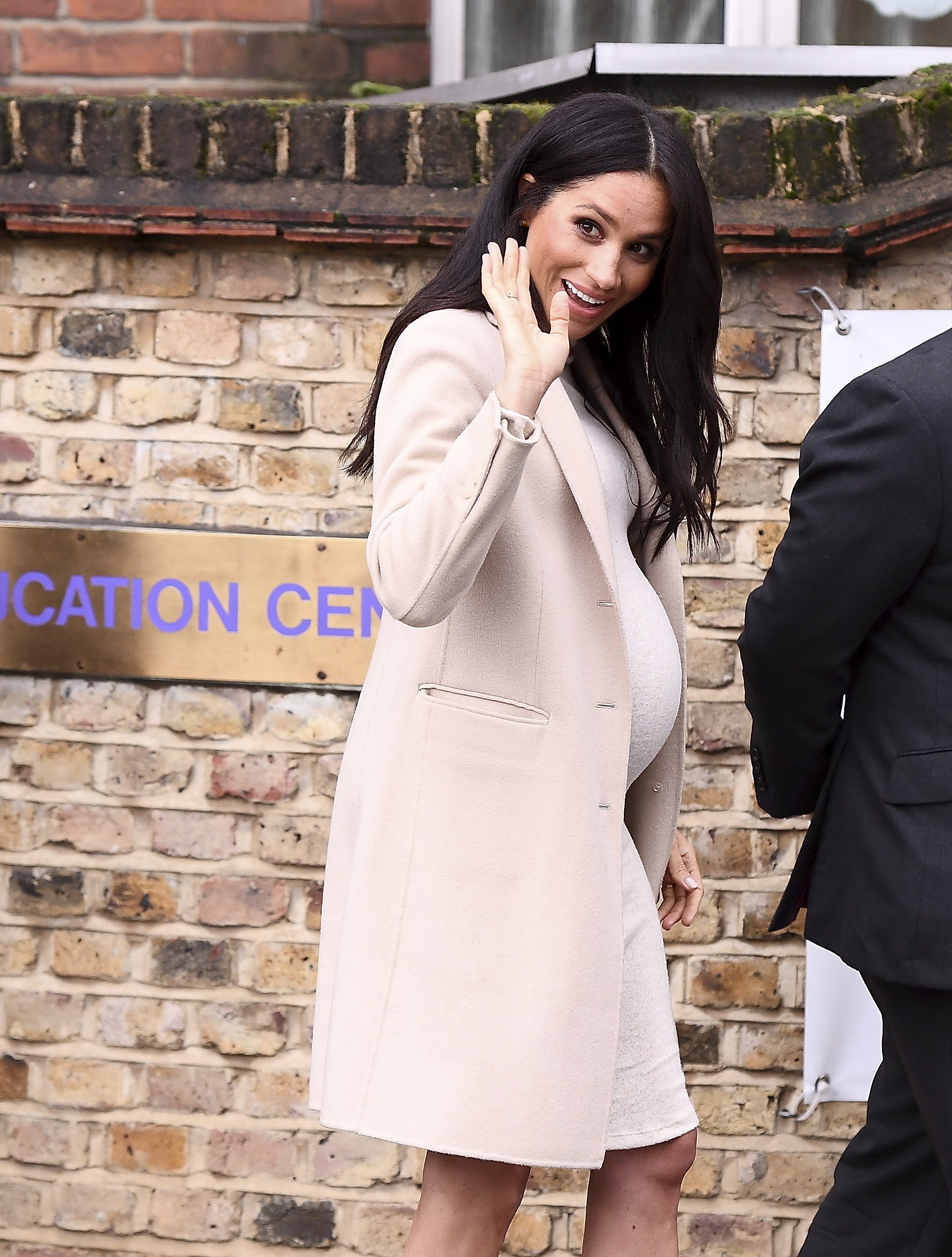 Meghan Markle visits Mayhew, an animal welfare charity on January 16, 2019, in London, England.   Source: Getty Images.