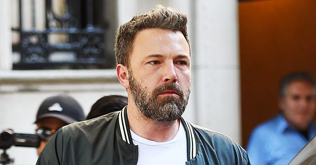 Ben Affleck Joins Protesters and Holds Signs on the Street Following George Floyd's Death