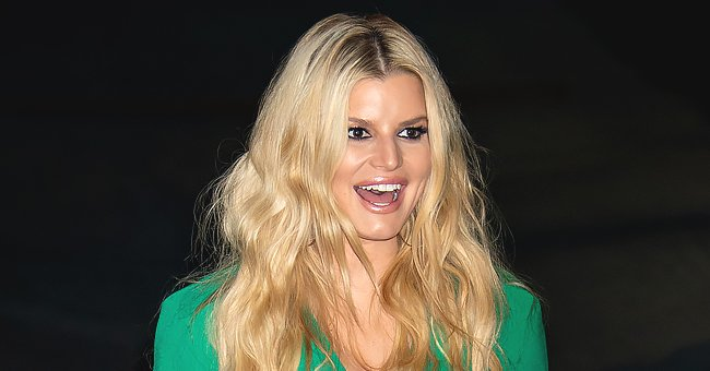 Jessica Simpson, 40, Shows off Gorgeous Legs in Plaid Boots after Dramatic Weight Loss