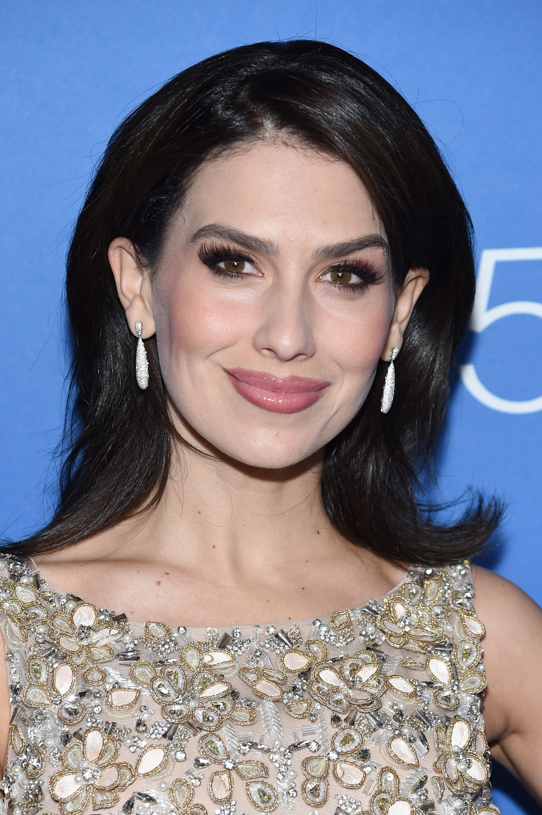 Hilaria Baldwin at the American Museum Of Natural History 2019 Gala at the American Museum of Natural History on November 21, 2019 | Getty Images