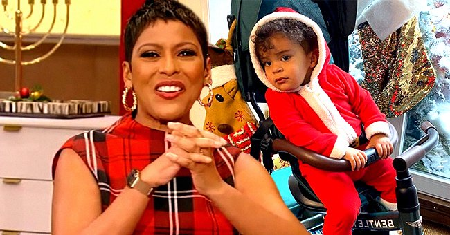 Tamron Hall Reveals Why She Wants Her Son Moses to Be Proud of His Black & Jewish Heritage